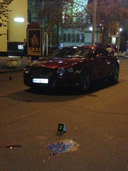 Первую помощь сбитому Шуфричем-младшим пешеходу оказал сын главного раввина Украины