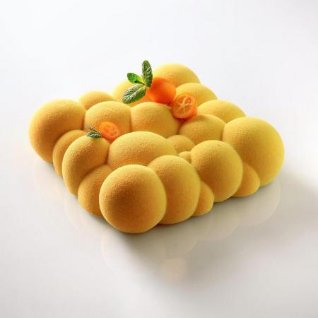 Десерты, созданные украинкой с помощью 3D-принтера вызывают восторг в мире