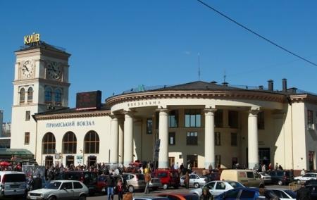 В Киеве станцию метро «Вокзальная» закрыли на вход и на выход