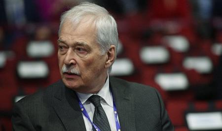 Грызлов рассказал о приоритетах Москвы по Донбассу