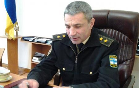 В Крыму была отремонтированная техника – ВМС Украины