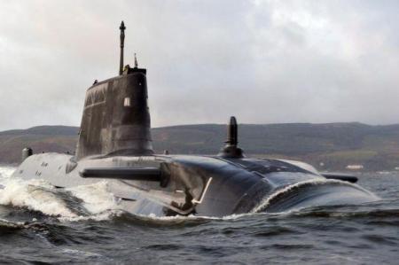 Китай установил на дне океана датчики слежения за подводными лодками США