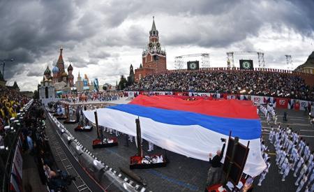 В России соседние страны официально объявили угрозой страны