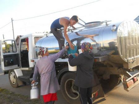 Ограничений на прием молока у населения с 1 января 2018 года не вводилось - Минагро
