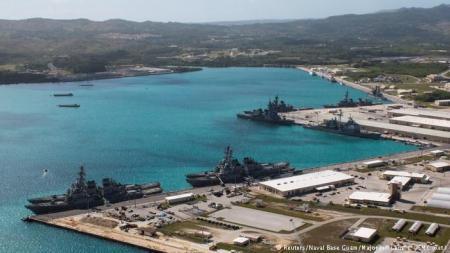 На острове Гуам жителей информируют, что делать в случае ядерного удара со стороны КНДР
