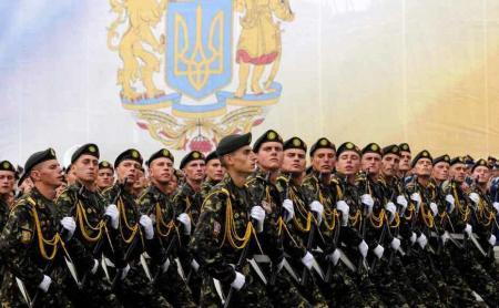 Украину с оружием готовы защищать 54% - Опрос