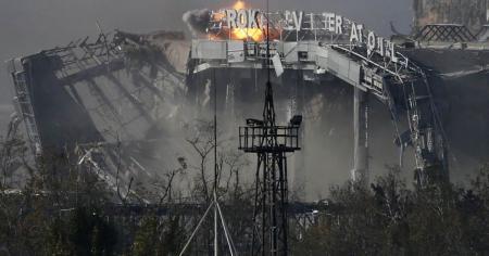 Порошенко: Наши киборги – символ Украины
