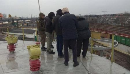 СБУ задержала чиновника Укрзализныци за хищение дизельного топлива