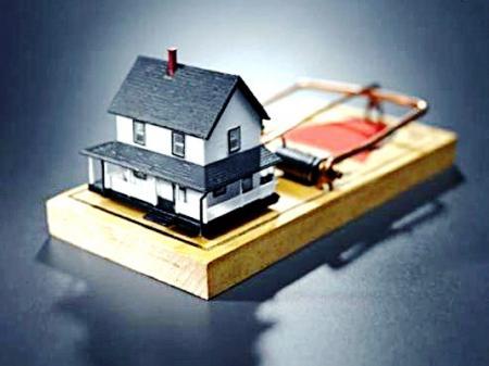 Как в Украине аферисты обманывают при операциях с недвижимостью.