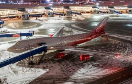 В России на Новый год «заминировали» 30 аэропортов