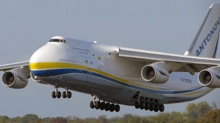 Украинские АН-124 «Руслан» будут перевозить европейские спутники