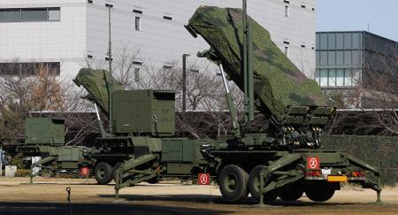 Япония развернула систему Patriot для отражения удара КНДР