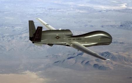 Беспилотник США много часов летал над Донбассом