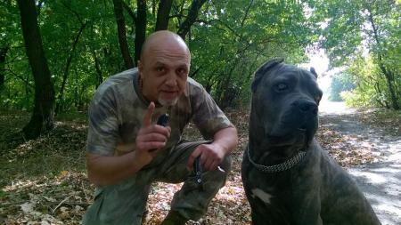 На пожаре в Черновцах погиб сапер-легенда АТО Вацлав (Вячеслав Говоруха)