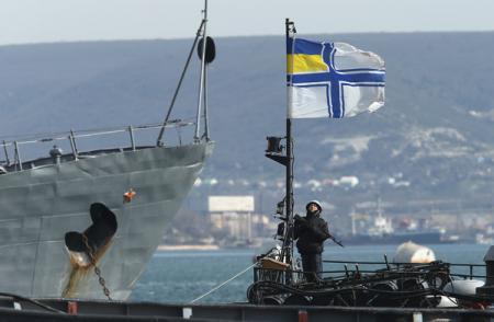 Геращенко ответила Путину: Крым за корабли не продаем, не сдаем и не меняем