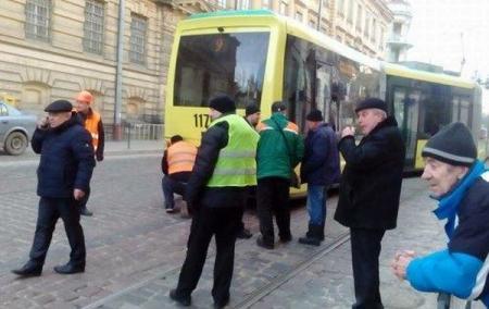 Lviv_Tramvai2018