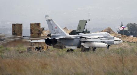 СМИ узнали, кто атаковал авиабазу РФ в Сирии