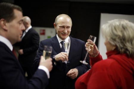 Путин не поздравил Порошенко с Рождеством и Новым годом