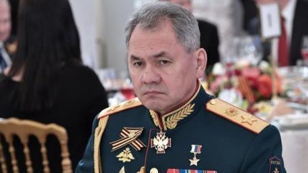 Министр обороны России попросил у Путина триллион рублей