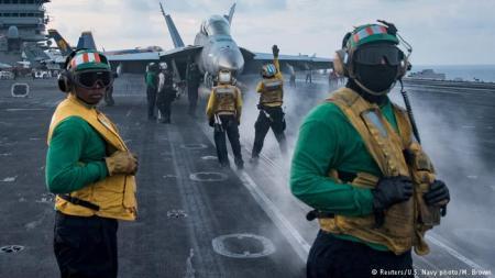 Военные самолеты США «посетили» КНДР в ответ на запуск ракет