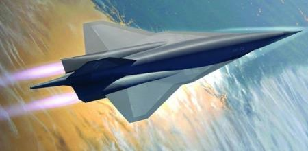 Для военных США создали гиперзвуковой истребитель-невидимку