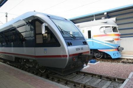 Укрзализныця отменила 10 поездов