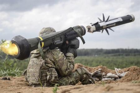 ВСУ начинают подготовку операторов ракетного комплекса Javelin - СМИ
