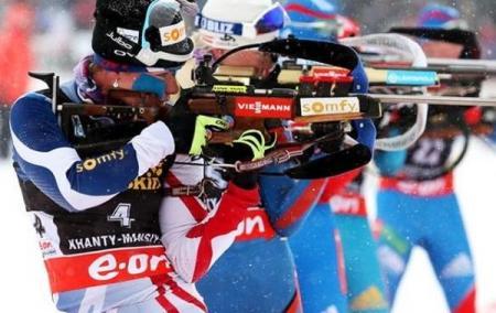 В Украинском законе официально появился термин «спортивное оружие»