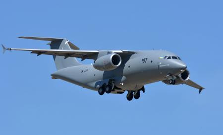 Оборонные ведомства Кувейта заинтересовались украинским Ан-178