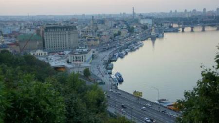 В центре Киева появится башня кругового обзора