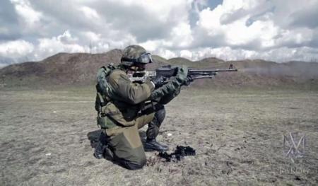 Крутой пулемет украинских инженеров – Хищник 4.0