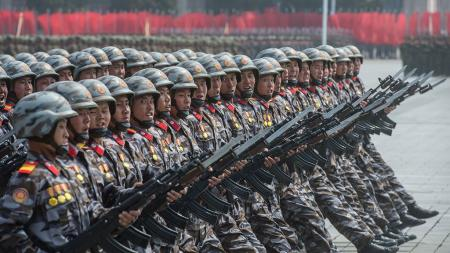 Власти КНДР заявили о 3,5 миллиона добровольцев для войны с США