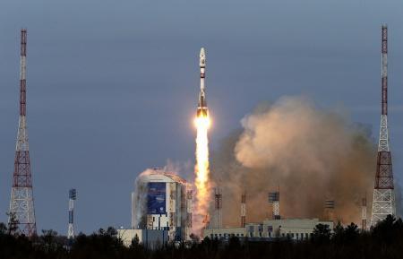 Россия вывела на орбиту спутник Минобороны
