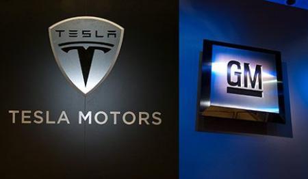 tesla-motors-gm-logos-photo1