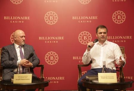 Перше легальне казино «Billionaire» розповіло про неповні 30 днів роботи та плани розвитку
