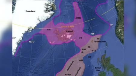 Исландия оказалась частью затонувшего континента