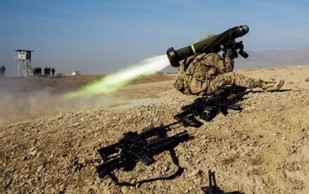 Украина планирует купить у США противотанковые ракетные комплексы Javelin