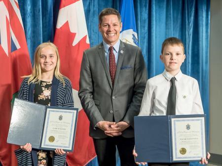 В Канаде 12-летний украинец станет мэром города