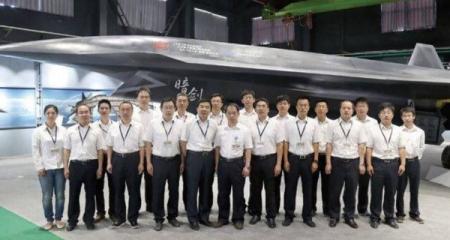 Китайцы создали военный беспилотник-невидимку