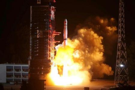 Китай создает самую мощную ракету