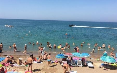 В Крыму ждут 1 миллион туристов из Украины