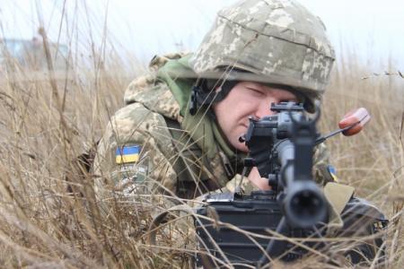 Оккупанты применили лазерное оружие на Донбассе