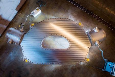 Самый мощный магнит в мире поможет создать термоядерный реактор