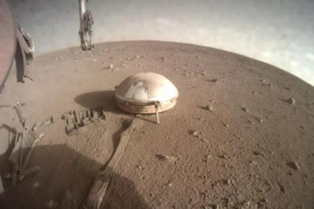 Модуль NASA InSight обнаружил три самых сильных марсотрясения