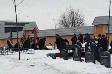 В Москве тайно похоронили основателя МММ Сергея Мавроди