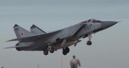 В РФ заявили об испытании гиперзвуковой ракеты Кинжал
