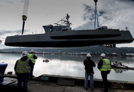 Идеальное оружие против РФ и Китая: США введут в строй Морского охотника