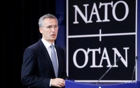 НАТО готово к военным мерам – Столтенберг