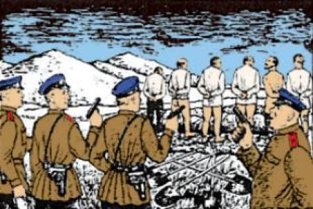 На Волыни нашли могилу поляков, убитых НКВД