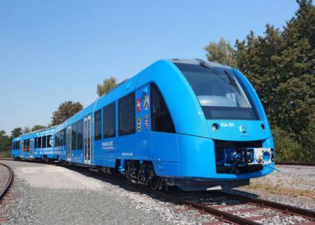 В Германии запустят поезда на водороде